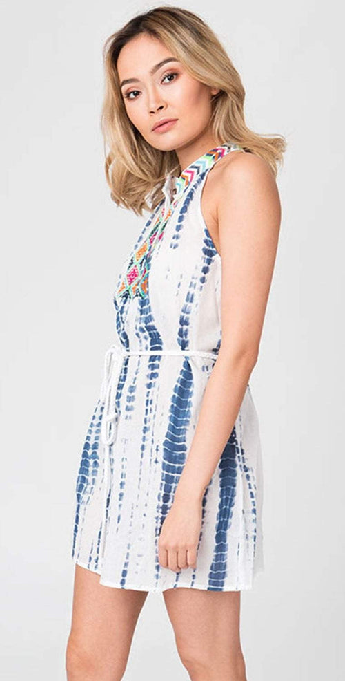 Pia Rossini  Delray  Beach Dress DEL00113: