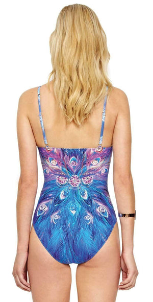 Gottex Dream Catcher Tank One Piece 18DC-130-080: