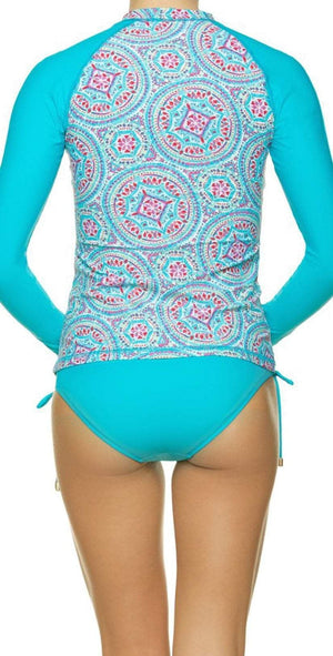 Helen Jon Mandalay Marimar Tab Side Hipster Bottom HJ10-0304 PKS: