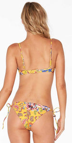 L Space Lily Pacific Bloom Bottom in Sunshine Gold PBLIC18-SUG: