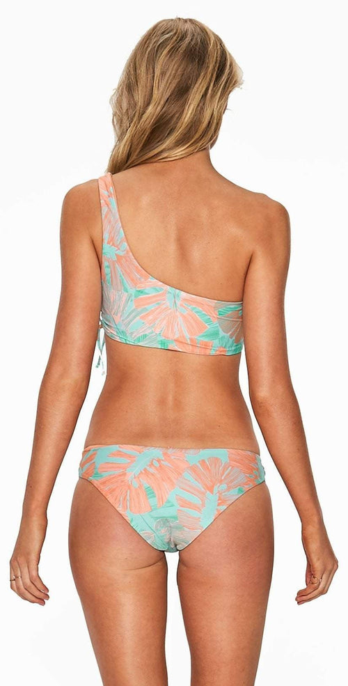 L Space Estella Full Cut Bottom in Bungalow Palm SS32F14-BGP back view