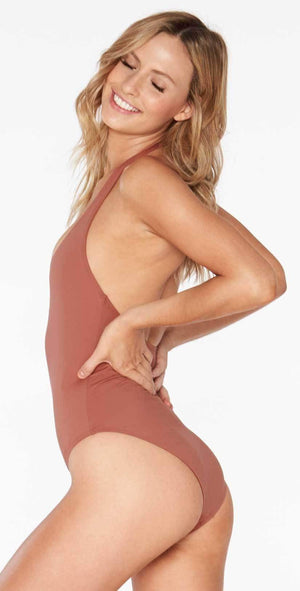 L Space Stella One Piece in Sahara MTSTM18-SAH: