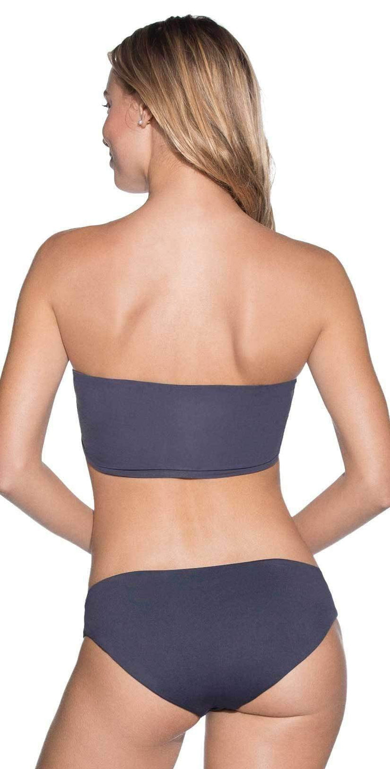 Maaji Moonless Night Bandeau Top 3055SBA01:
