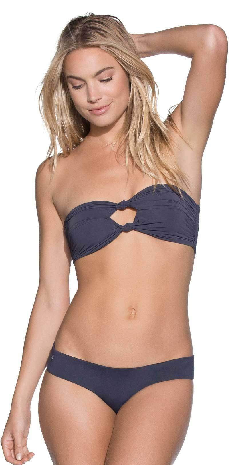 Maaji Glow In the Dark Moonless Night Hammocks Bandeau Top