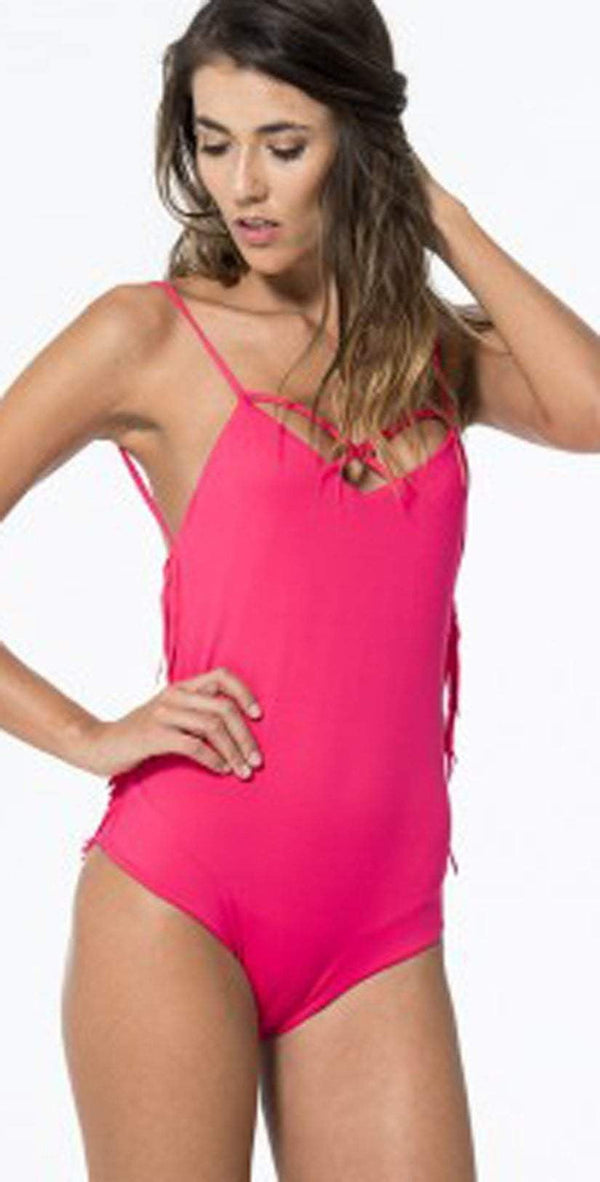 Malai Ula Ula Candy One Piece in Pink OP0080-PNK