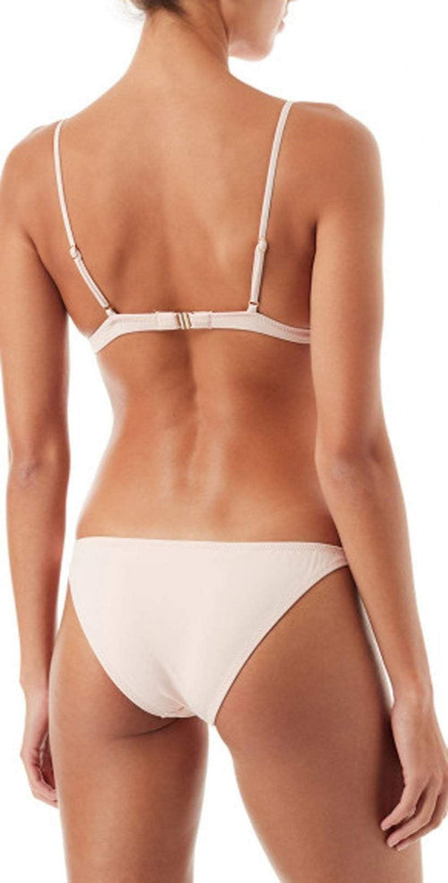 Melissa Odabash Mexico Bottom in Blush back studio