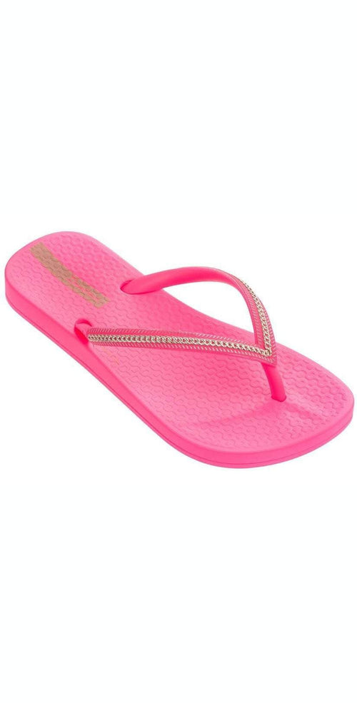 Ipanema Ana Metallic II Kids Sandal in Pink 82386-PNK