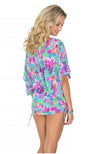 Luli Fama Pequeno Paraiso South Beach Dress