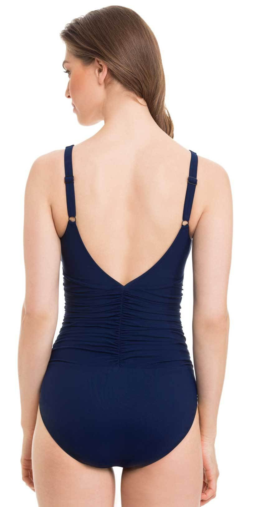 Profile by Gottex Harbor Island Tankini Top E832-1B11-410: