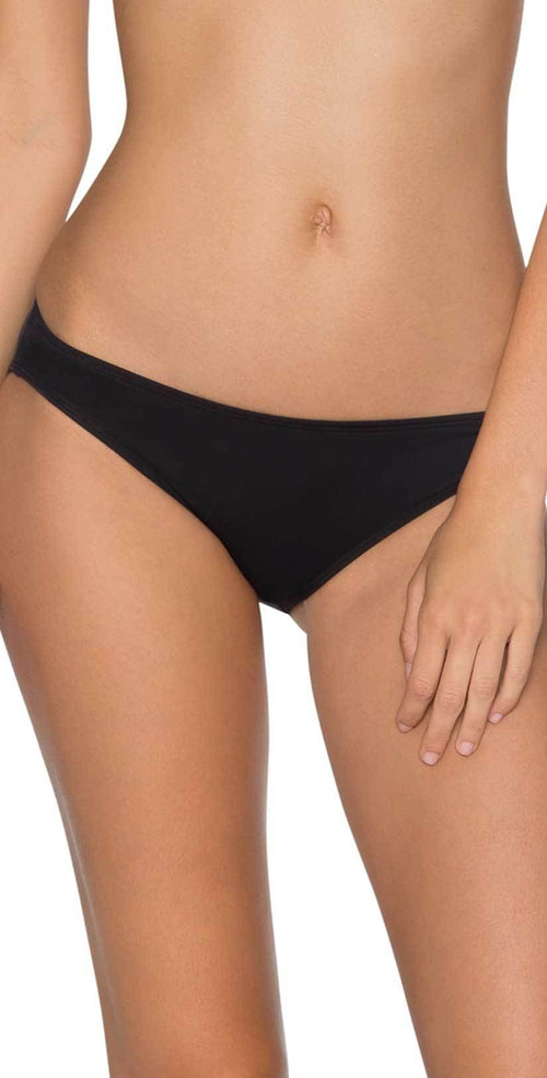 Sunsets Low Rider Bottom in Black 12B-BLCK