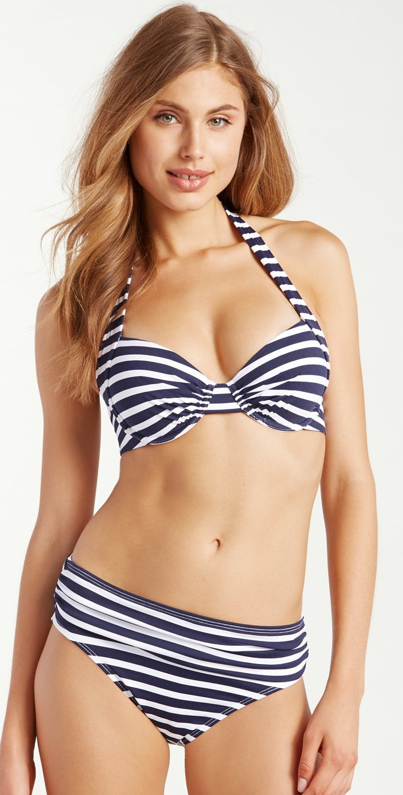 Tommy Bahama Brenton Stripes Underwire Bikini Top and Bottom