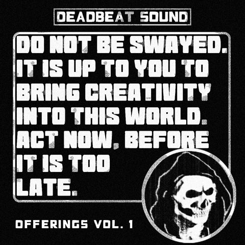 Deadbeat Offerings Vol. 1 Sample Pack