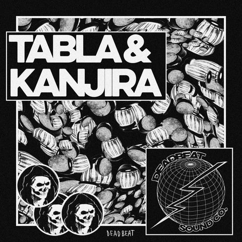 Tabla & Kanjira Sample Pack