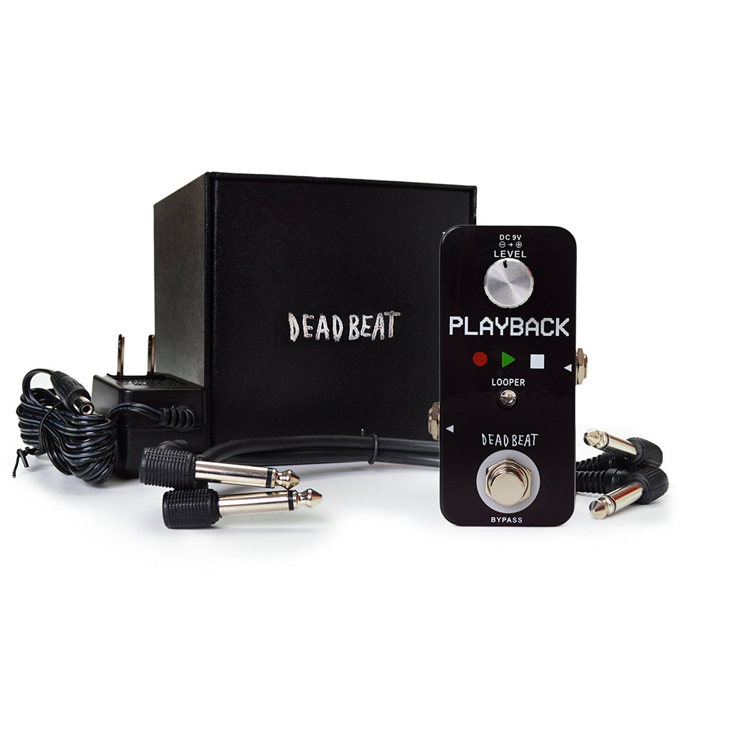 PLAYBACK Looper Effect Pedal