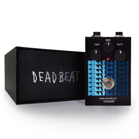 DELAY LAY LAY Analog Delay Effect Pedal