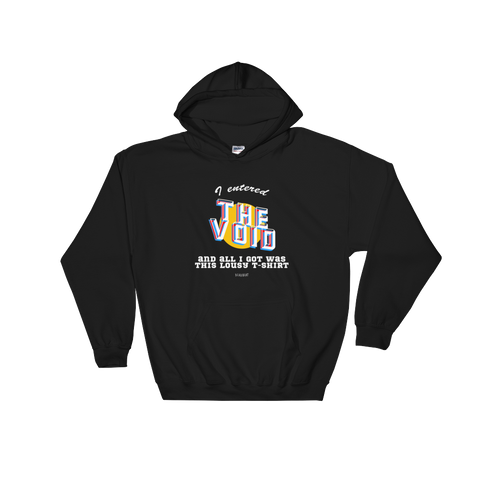 Deadbeat Lousy Void Hooded Sweatshirt BLACK