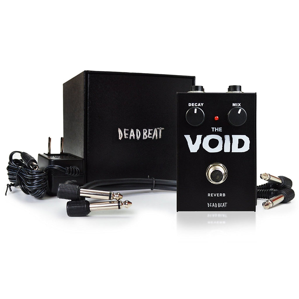 THE VOID Reverb Effect Pedal