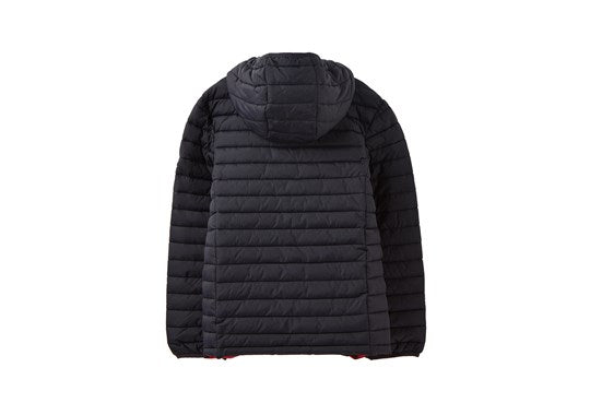 Joules Boys Cairn Pack Away Padded Jacket Navy