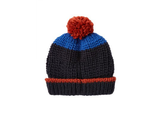 Joules Boys Bobble Bobble Hat