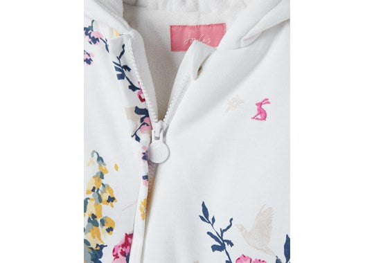 Joules Baby Snug Jersey Pramsuit 30th Anniversary Print