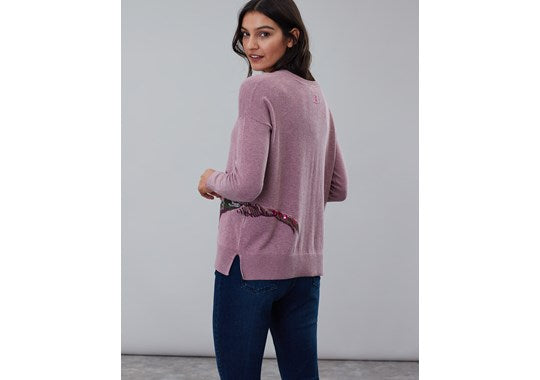 Joules Ladies Meryl Luxe Round Neck Jumper