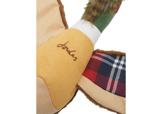 Joules Rosewood Pet Dog Toy Plush Pheasant