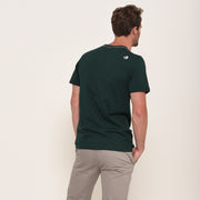 Brakeburn Mens Forest T Shirt Green