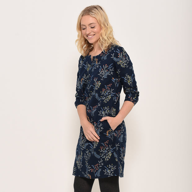 Brakeburn Ladies Florence Pleat Dress