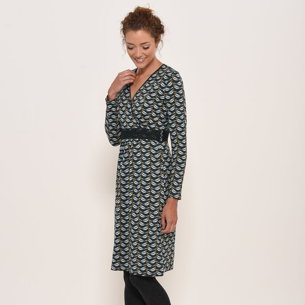 Brakeburn Ladies Finch Wrap Dress