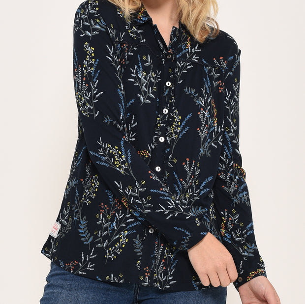 Brakeburn Ladies Florence Tie Shirt