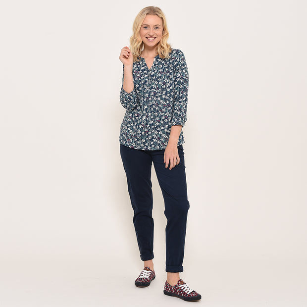 Brakeburn Ladies Snowdrop Blouse Shirt