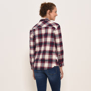 Brakeburn Ladies Check Flannel Soft Shirt