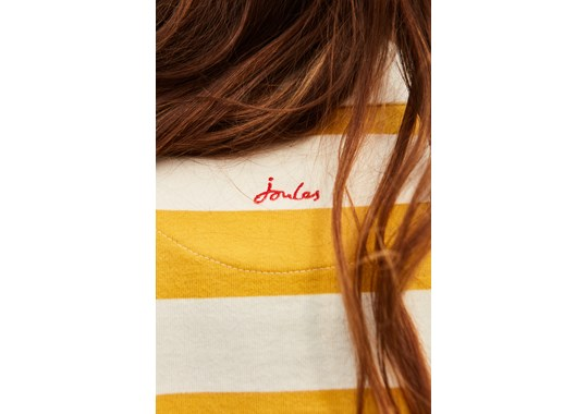 Joules Ladies Amber Multi Ladies Rugby Shirt