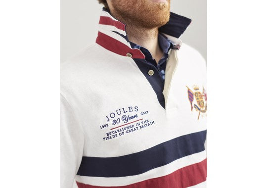 Joules Mens 30Th Anniversary Rugby 30Th Anniversary Rugby Shirt