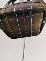 Barbour Ladies Tartan Tote Bag Classic Check