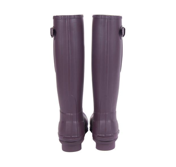 Barbour Ladies Amble Neoprene Lined Wellington Boots Juniper