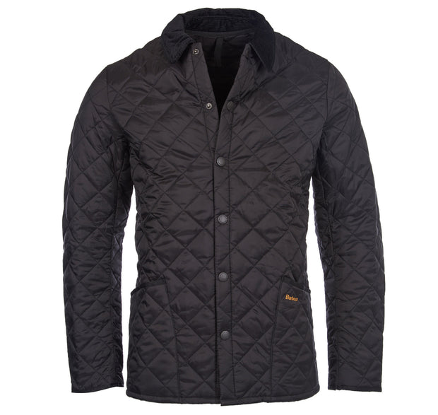 Barbour Mens Heritage Liddesdale Jacket Black