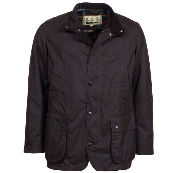 Barbour Mens Brandreth Waxed Cotton Rustic Jacket