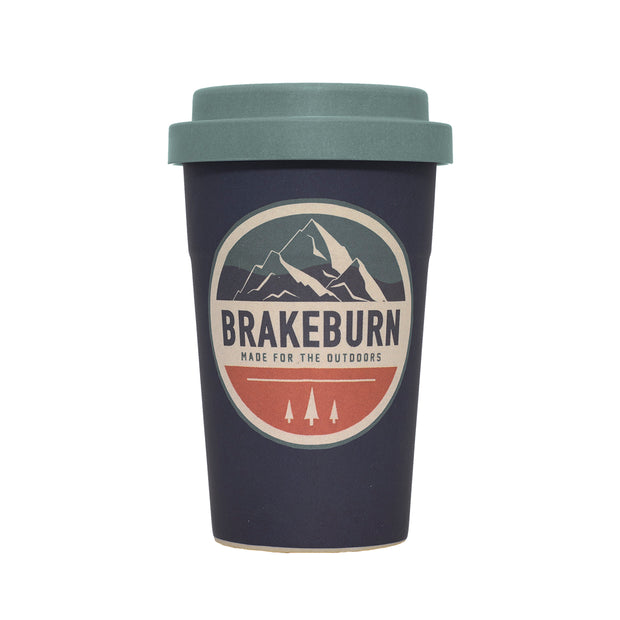 Brakeburn Outdoors Travel Coffee Cup Mug