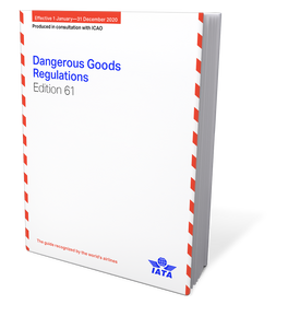 IATA DANGEROUS GOODS REGULATIONS 61ST ED. 2020