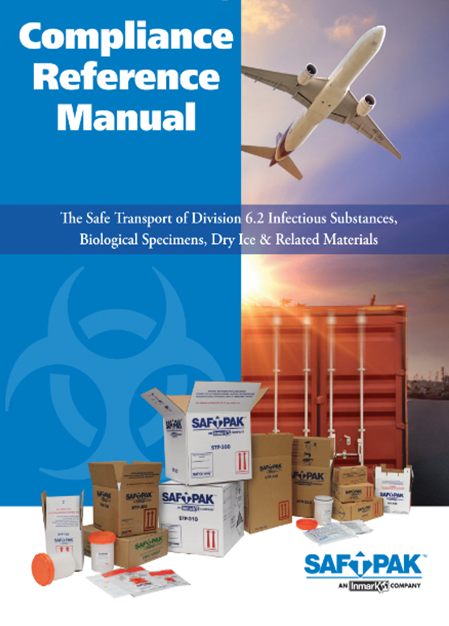 Shipping Infectious Substances and Related Materials - Reference Manual