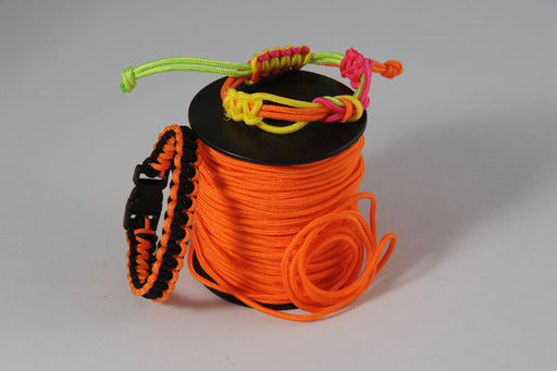 Polyesterband orange 2mm x 50m