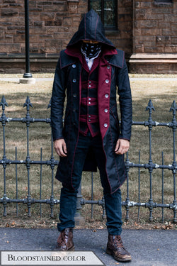 Hunter's Garb Coat [Mens]