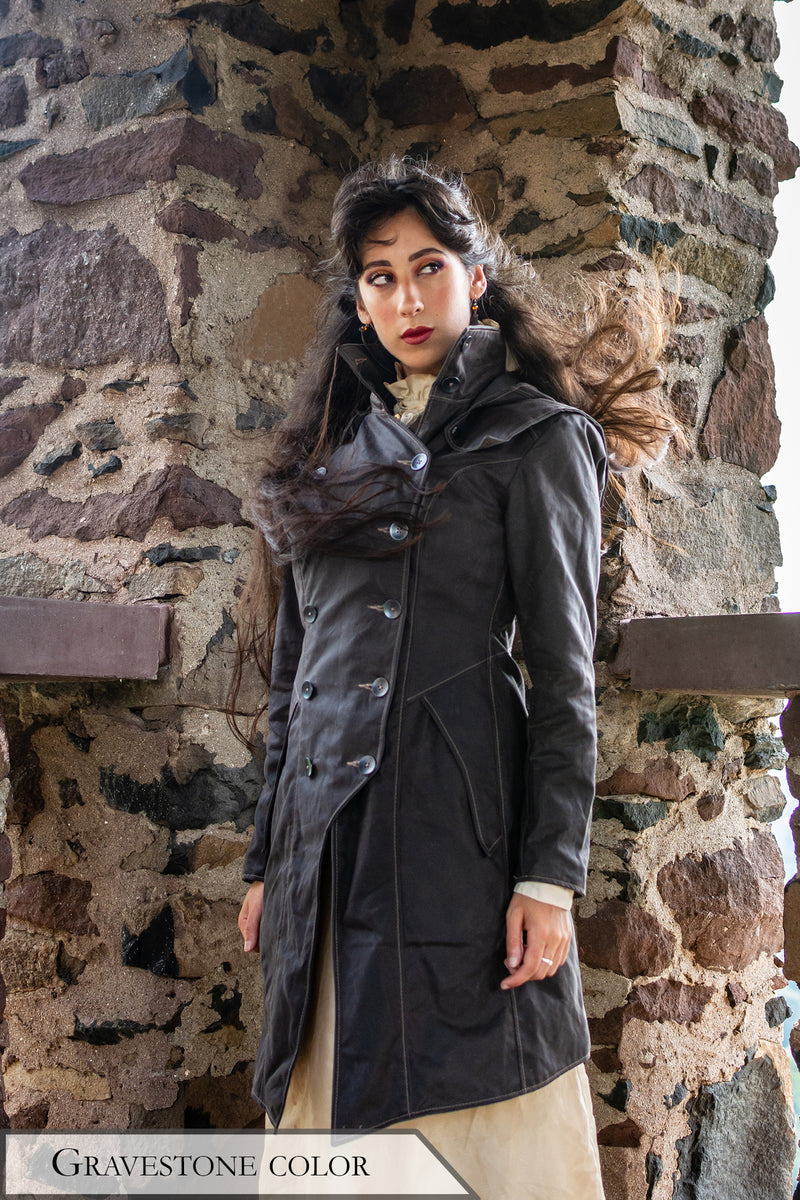 Hunter's Garb Coat [Womens]
