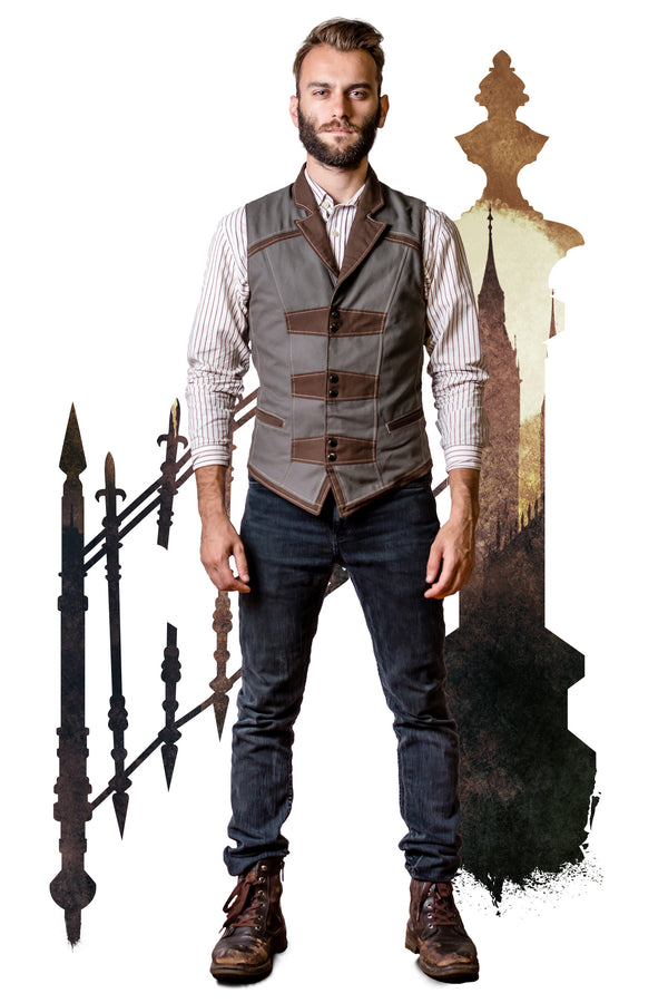 Hunter's Garb Vest [Mens]