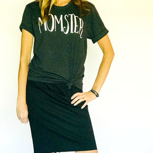 Behind The Design: Our Momster Tee