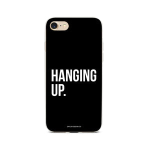 """Hanging Up"" Phone Case - Saylor Design Co"
