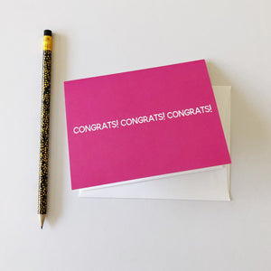 Congratulation Cards - Saylor Design Co