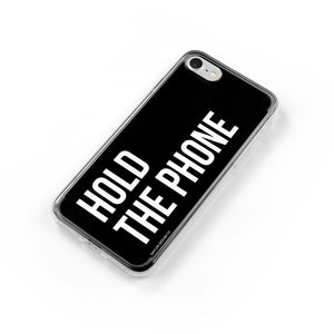 """Hold The Phone"" Phone Case - Saylor Design Co"