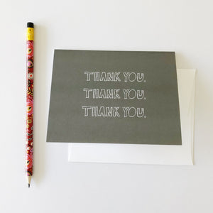Thank You Cards - Saylor Design Co